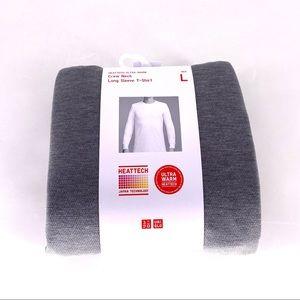 Uniqlo HeatTech Ultra Warm Crew Long Sleeve Tshirt